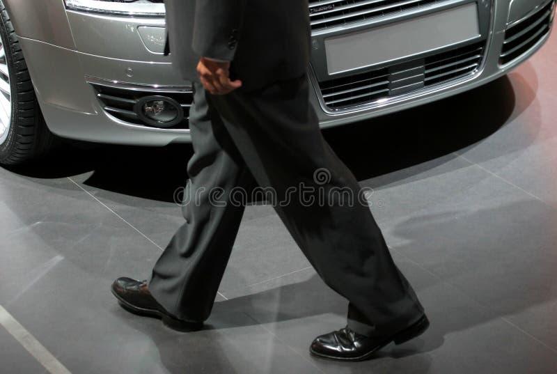 Nieuwe Auto stock foto