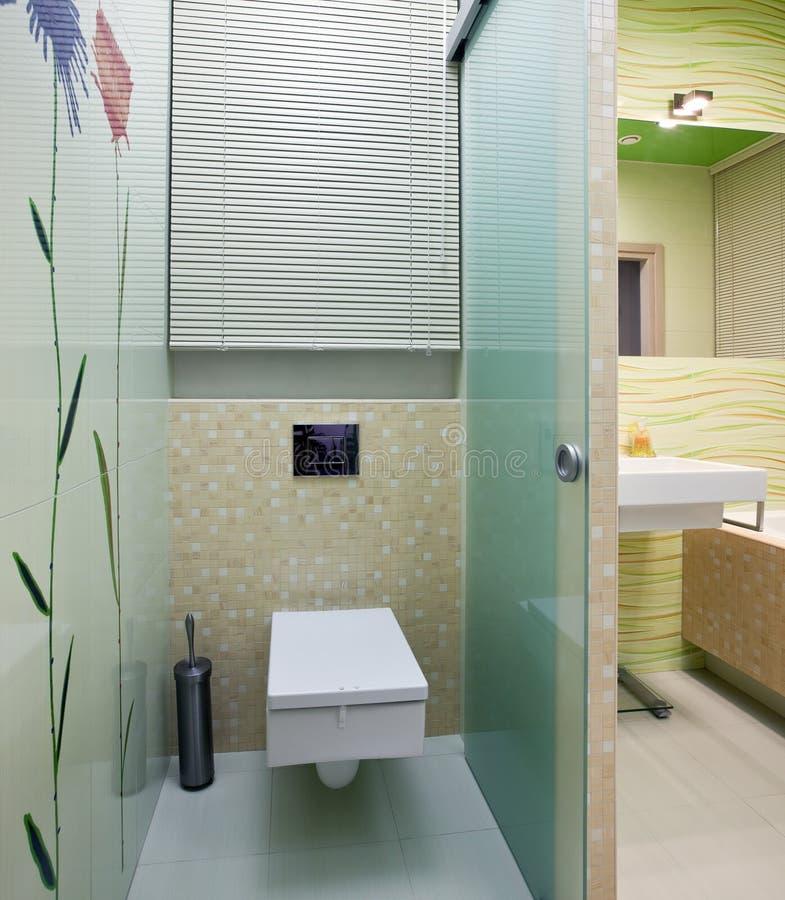 Nieuwe binnenlandse ruimte royalty-vrije stock foto