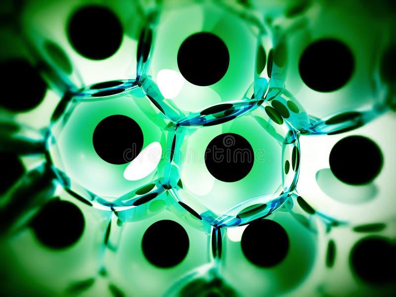 Nieuwe Cellen stock illustratie