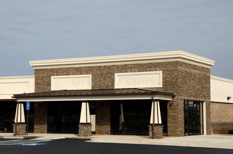 Nieuwe Commerciële Ruimte stock foto