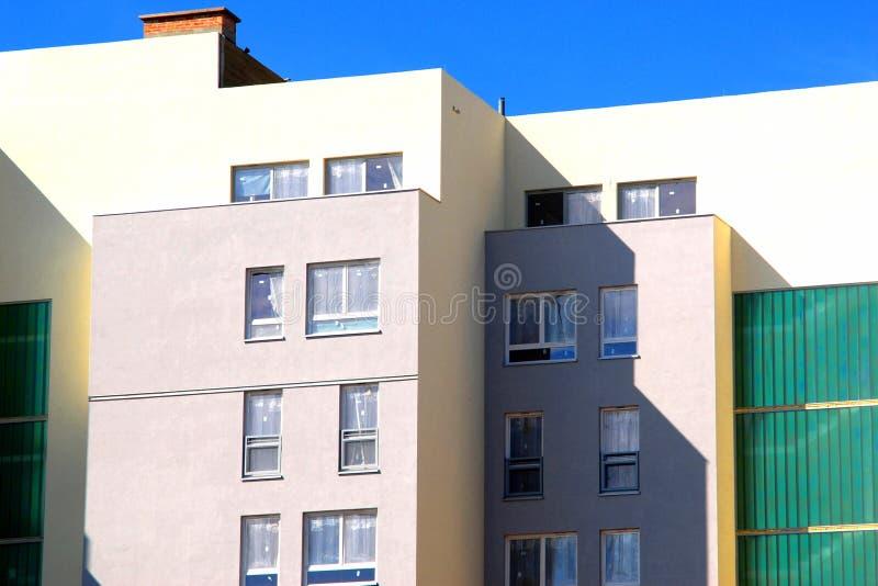 Nieuwe flats royalty-vrije stock afbeeldingen