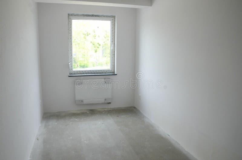 Nieuwe flats in Polen stock foto's