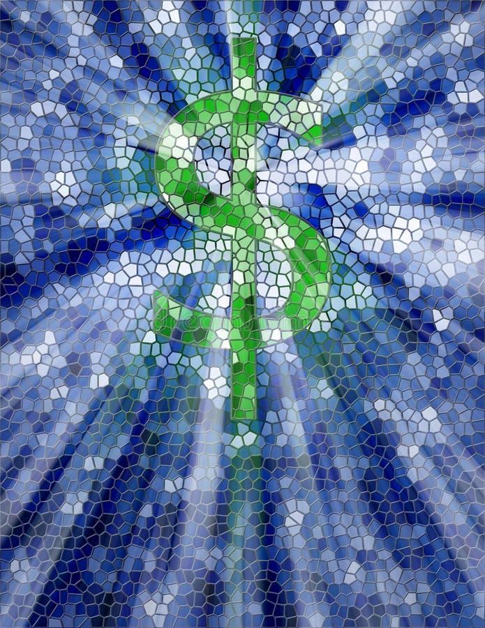 Nieuwe Godsdienst royalty-vrije illustratie