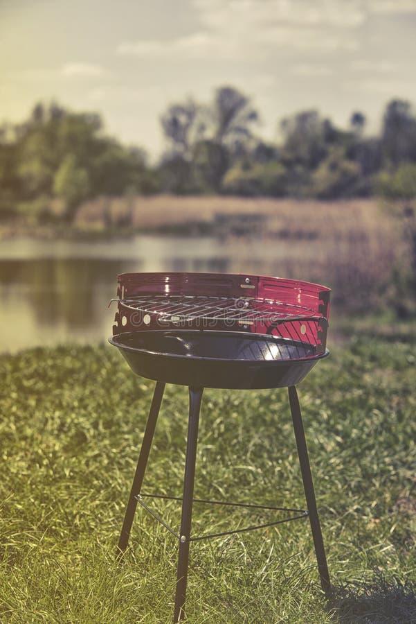 Nieuwe grill royalty-vrije stock afbeeldingen