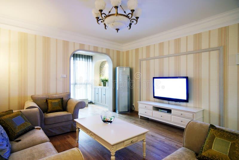 Nieuwe huisdecoratie stock afbeelding