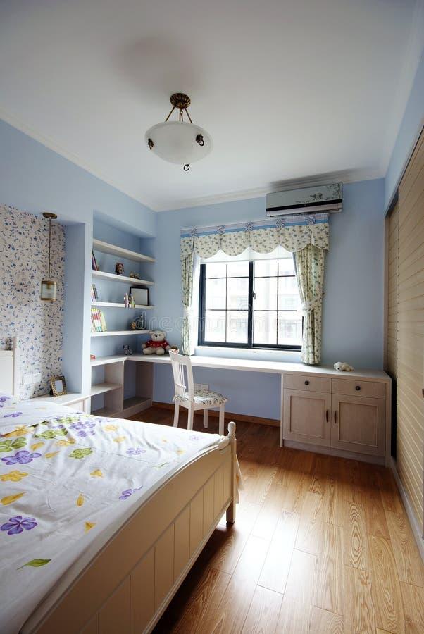 Nieuwe huisdecoratie stock foto