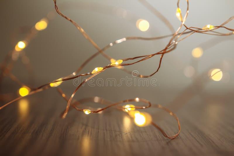 Nieuwe jaar en van Kerstmis achtergronden royalty-vrije stock foto