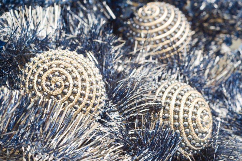 Nieuwe jaardecoratie royalty-vrije stock foto's