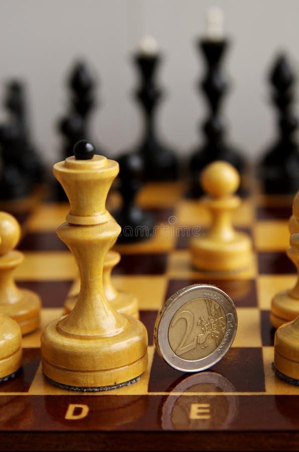 Nieuwe Koning van de wereld royalty-vrije stock afbeelding