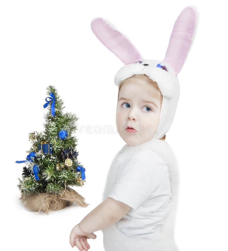 Nieuwe magisch jaar en Kerstmis royalty-vrije stock foto's