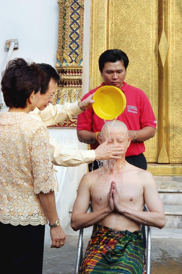 Nieuwe monnik royalty-vrije stock afbeeldingen