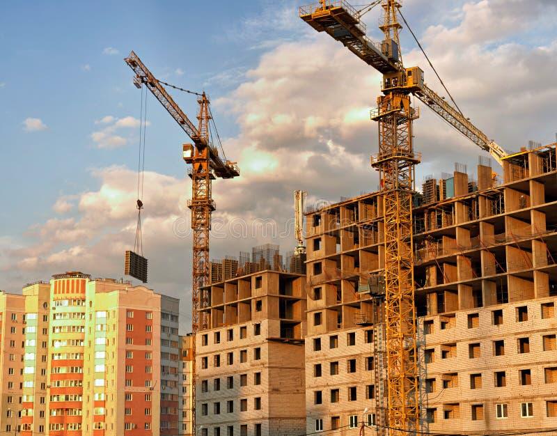 Download Nieuwe Ontwikkeling Lipetsk Stock Afbeelding - Afbeelding bestaande uit hemel, landgoed: 54076437