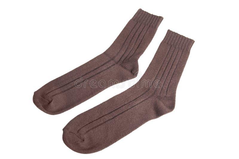 Nieuwe sokken. royalty-vrije stock fotografie