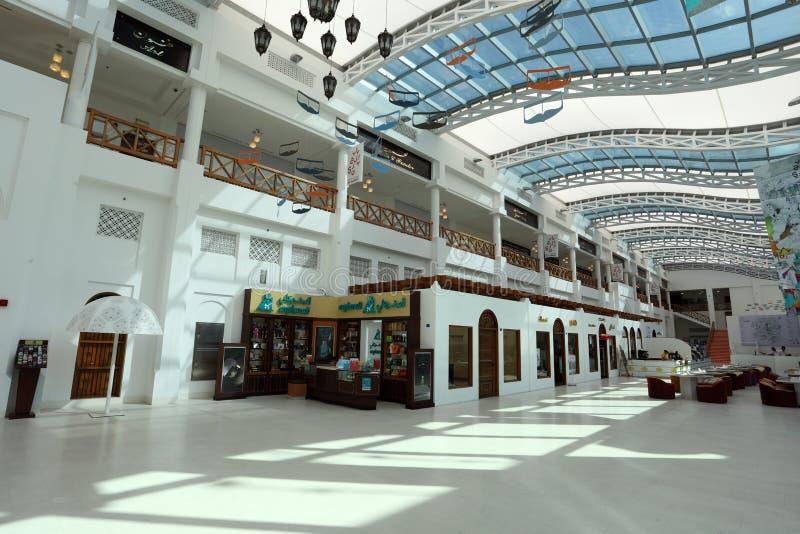 Nieuwe Souq in Manama, Bahrein royalty-vrije stock afbeeldingen