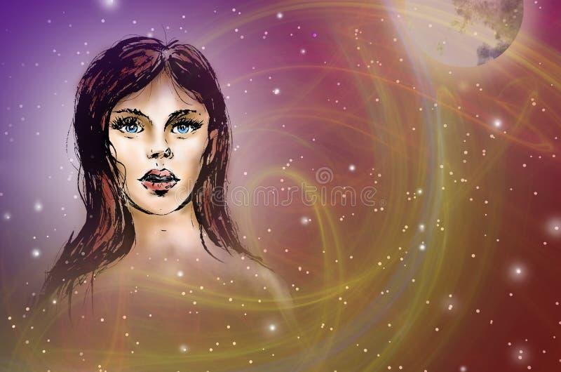 Nieuwe ster stock afbeeldingen