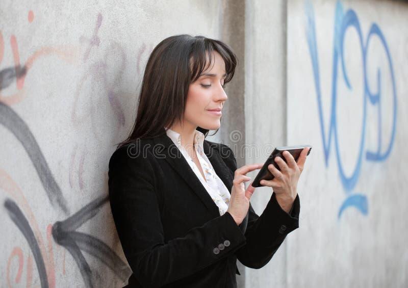 Nieuwe technologie voor zaken royalty-vrije stock afbeelding