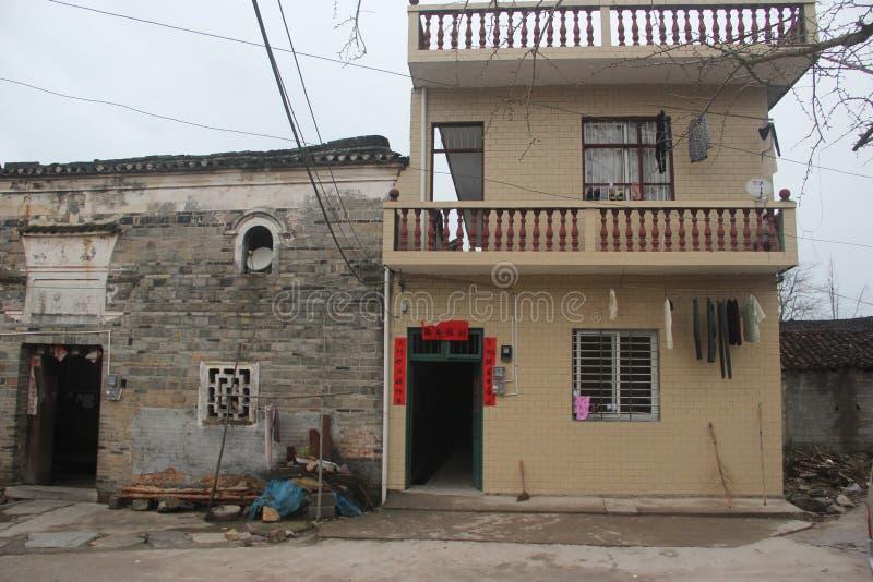 Nieuwe woonbuildingsï ¼ Œchinaï ¼ ŒAsia van het noordenguangxi stock afbeeldingen