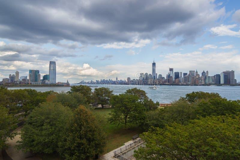 Download Nieuwe Yourk-stad, de V.S. stock foto. Afbeelding bestaande uit amerika - 54075586