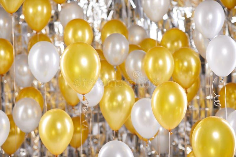 Nieuwjaar achtergrondconcept royalty-vrije stock afbeelding