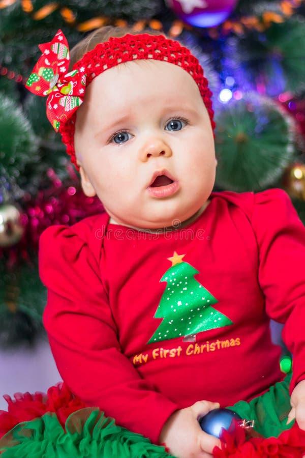 Nieuwjaar` s vakantie De vakantie van Kerstmis royalty-vrije stock foto's