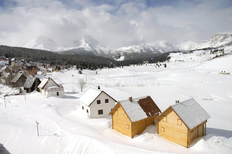 Nieve 5 imagenes de archivo