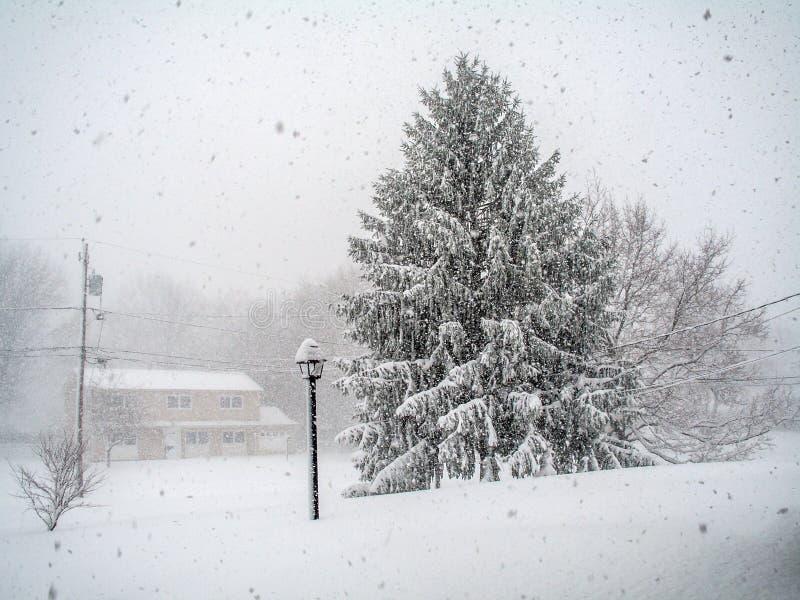 Nieve dura foto de archivo libre de regalías