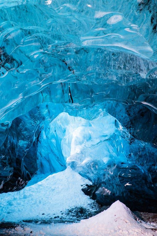 Nieve e hielo fotografía de archivo libre de regalías