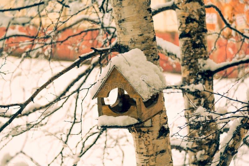 Nieve en abril imagen de archivo libre de regalías