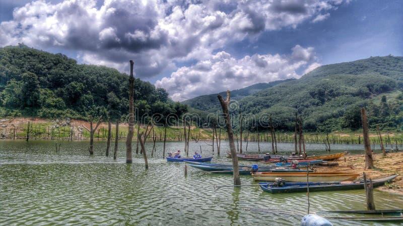 Niewidziany Tajlandia fotografia royalty free