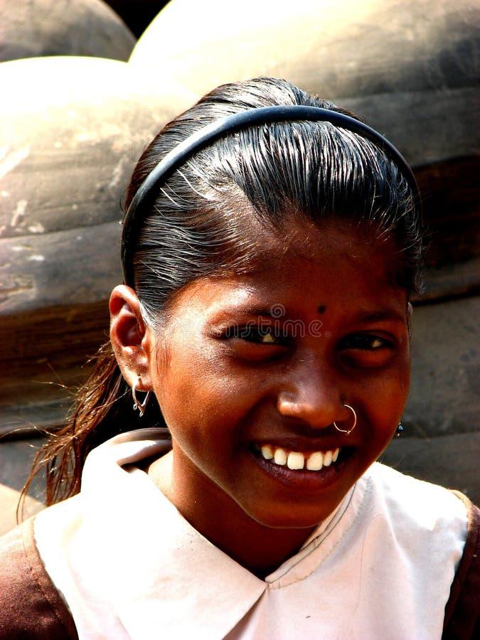 niewinny uśmiech obrazy royalty free
