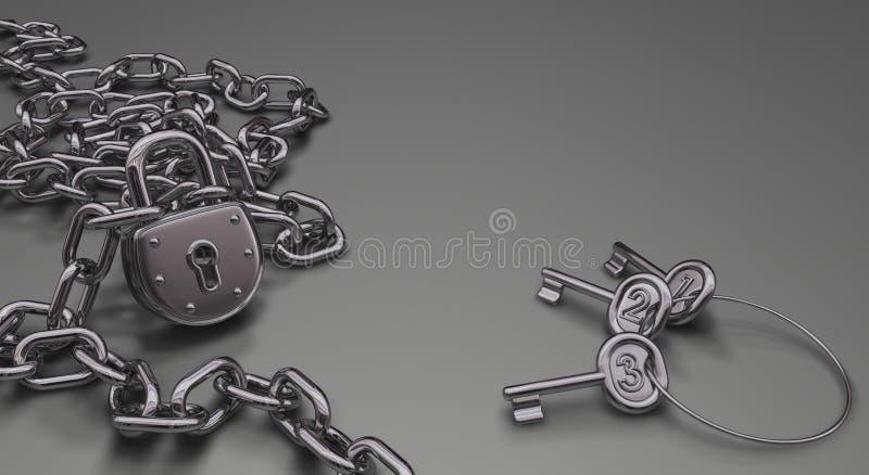 niewolnictwo wolności ilustracja wektor