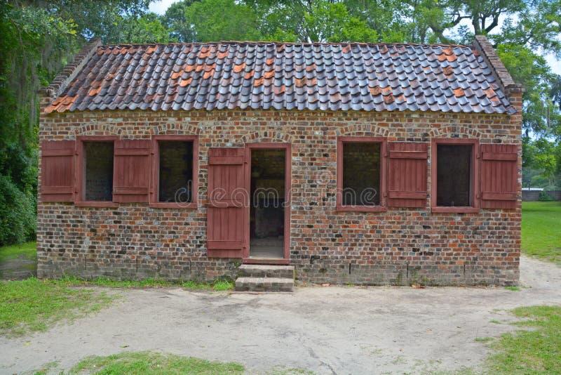 Niewolnicze kabiny zdjęcia royalty free