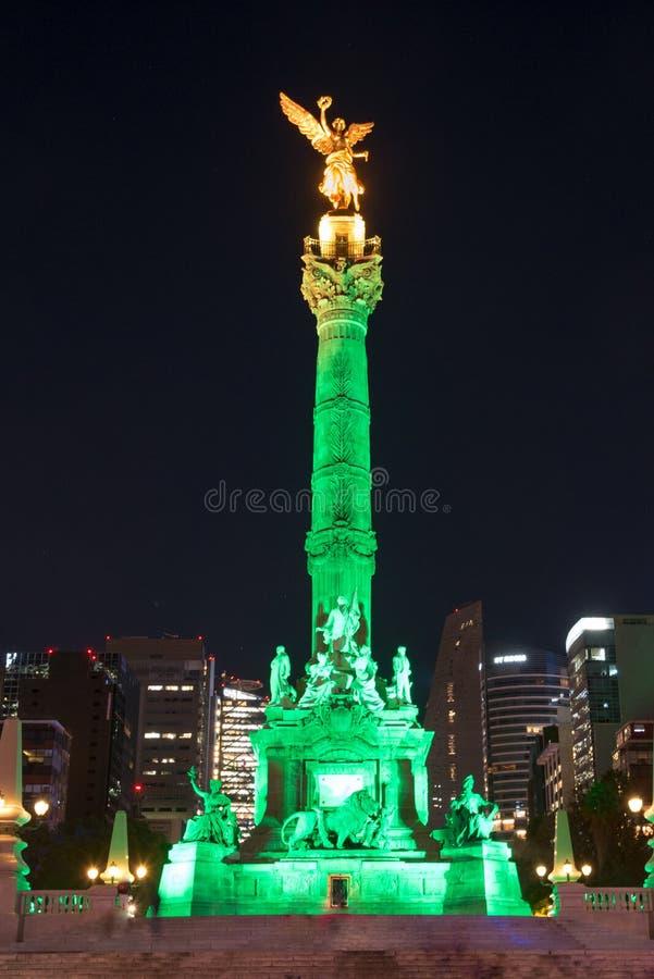 Niezależność anioł Meksyk fotografia royalty free