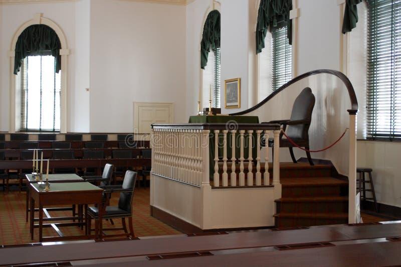 Niezależność Hall obrazy royalty free