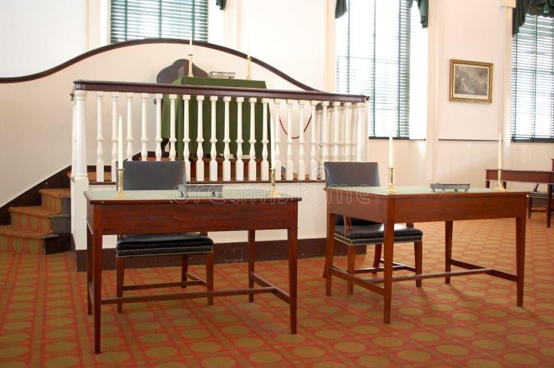 Niezależność Hall fotografia royalty free