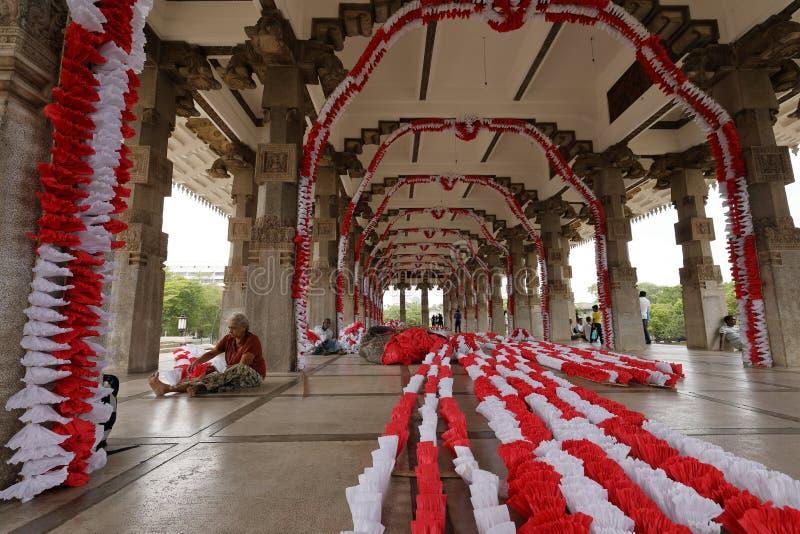 Niezależność Hall Kolombo w Sri Lanka zdjęcia stock