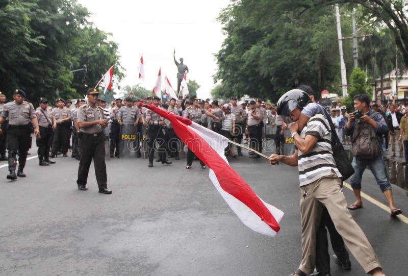 Niezależność Zachodni Papua zdjęcia stock