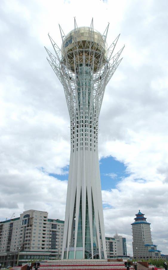 niezależności Kazakhstan zabytek zdjęcia stock
