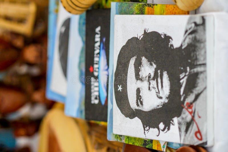 Niezapomniana kubańska osoba - Che Guevara fotografia stock