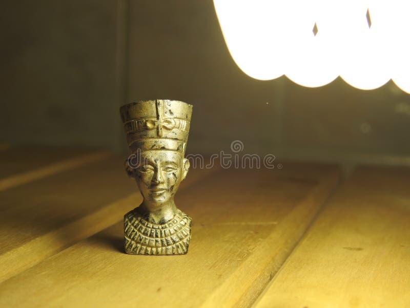 Nifertiti fotografia de stock