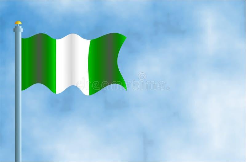 Download Nigéria ilustração stock. Ilustração de países, ilustrações - 66183