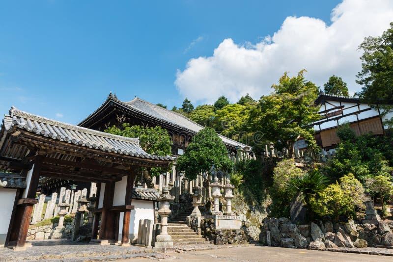 Nigatsu-do temple in Nara royalty free stock photos