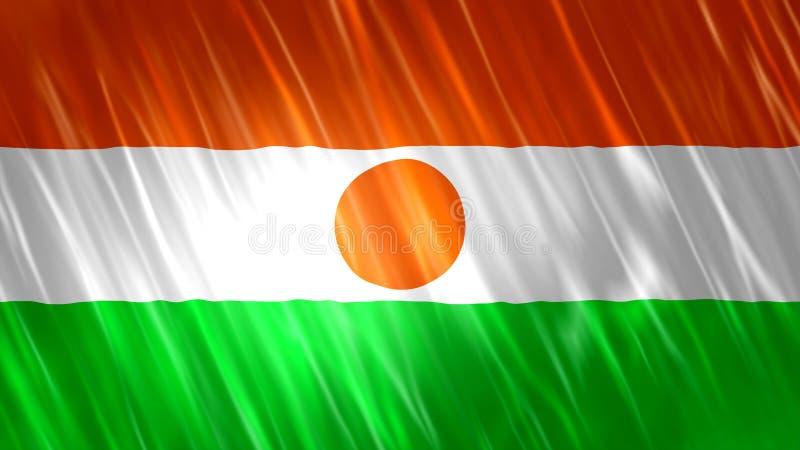 Niger Flag libre illustration