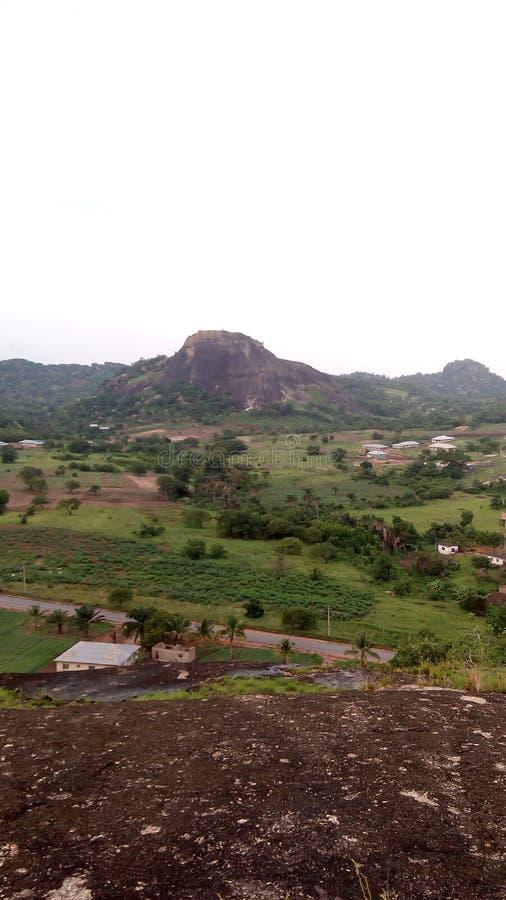 nigeria royaltyfri foto