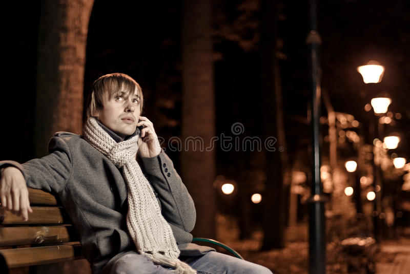 Download Night alley view stock image. Image of model, human, outdoors - 16776791