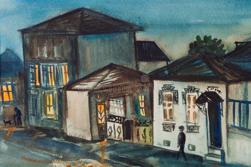 Download Night Batumi Royalty Free Stock Image - Image: 32499736