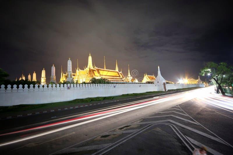 Night city bangkok royalty free stock photo