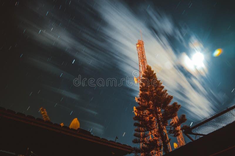 Night Clouds Free Public Domain Cc0 Image