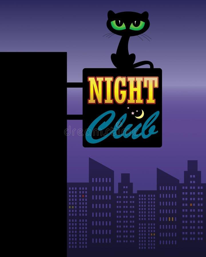 Download Night Club stock vector. Image of love, darkness, moonlight - 29477266
