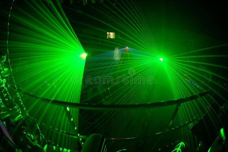 Night club 4 stock image